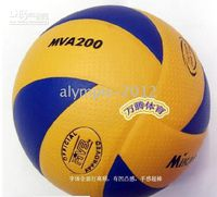 Wholesale NEW MVA200 MVA300 L MIKASA Volleyball PVC Leather Soft Touch Offical Size