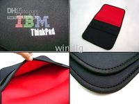 Wholesale 30pcs inch Notebook Softcases Laptop Sleeve Case PC For IBM HP DELL Acer Sony