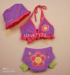 baby swimsuit bathing costume hat bikini bathing dresses bathing suits swimwear boys swimsuits CL407