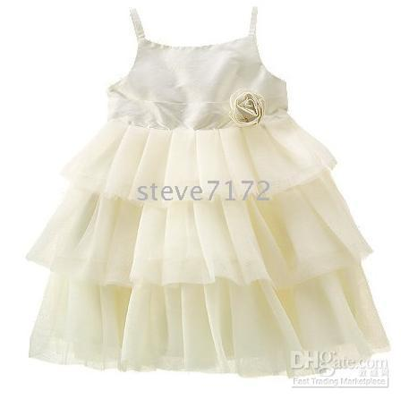 Wholesale Gymboree dresses suspender dress frock petticoat girls dress skirts gallus dress baby dresses CL433