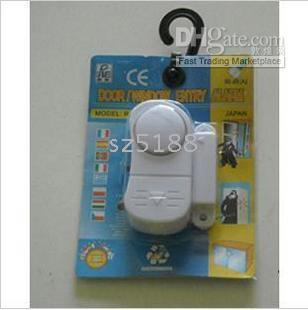 Wholesale Wireless Door Window Magnetic Entry Safety and Security Burglar bell db Alarm