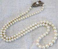 Wholesale GRADUATED MIKIMOTO PEARL NECKLACE