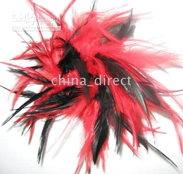 Feather fascinator hair clip Feathers PIN BROOCH hair clip Hair Accessorry 30pcs lot