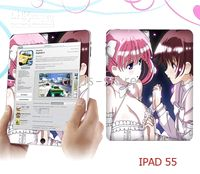 Wholesale iPad Skin Sticker Vinyl Skin Sticker for ipad many designs