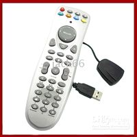 Wholesale 10pcs USB PC Remote Controller for Media Center XP Control
