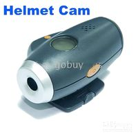 Wholesale 12pcs helmet cam Mini Cam sport cam outdoor DV helmet camcorder one button control HOT SELLING