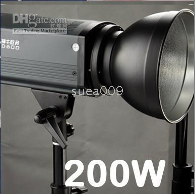 Wholesale 200W PRO Studio Strobe Flash Guide number ISO