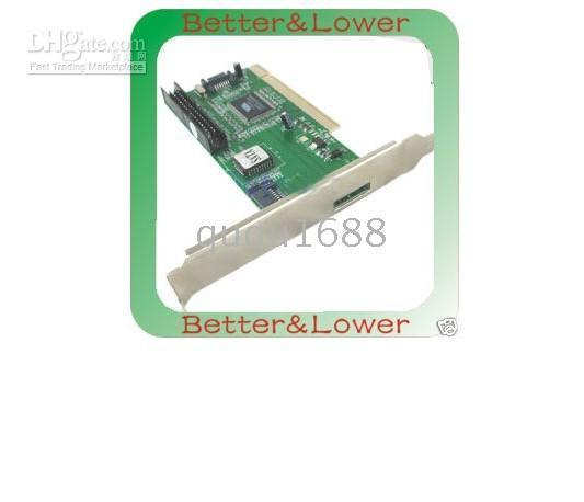 as manual ata pci cards - 1062 SATA Serial ATA IDE Port PCI I O PC Card Adapter VIA