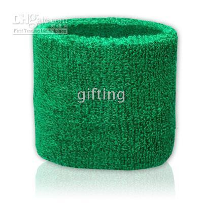 3.15 inch sweatbands - Sports Wristbands Elastic Wristbands Sweatbands free shippment
