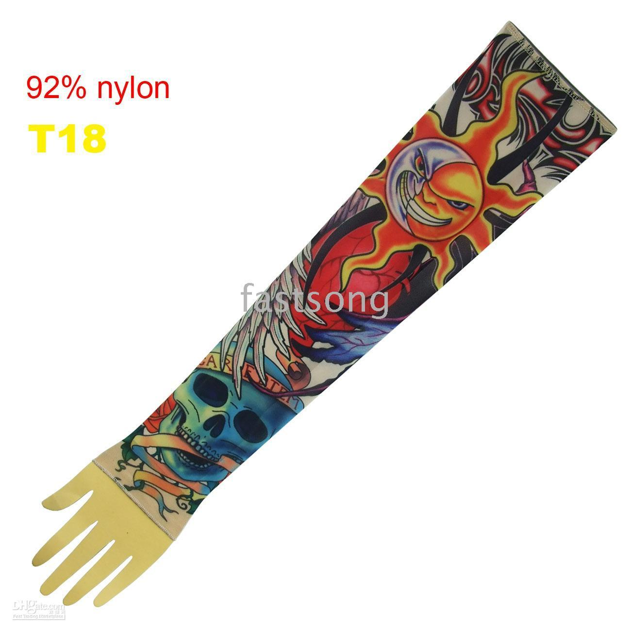 Wholesale tattoo sleeve tattoo arm fashion tattoo arms mixed style