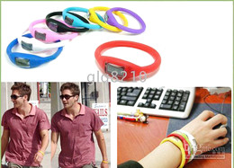 Decompression Anion Health Watches Negative Ions Fashion Silicone Wrist Watch Bracelet Watch New xmas gifts 20pcs