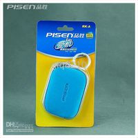 Wholesale Pisen Portable Digital Camera Bags Mobile phone Mp3 Mp4 Soft Bag Pouch Protector Case Colors