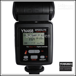 Wholesale John Snow YN468 canon Canon flash with TTL auto flash metering automatically zoom