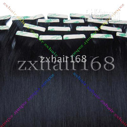 Wholesale 5sets quot tape skin human hair extensions g amp set