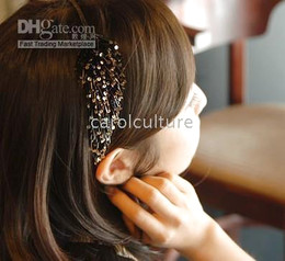 Wholesale Lovely Angel Cute Korea Headbands Hair Bands Bow Fashion Hair Wear Handmade