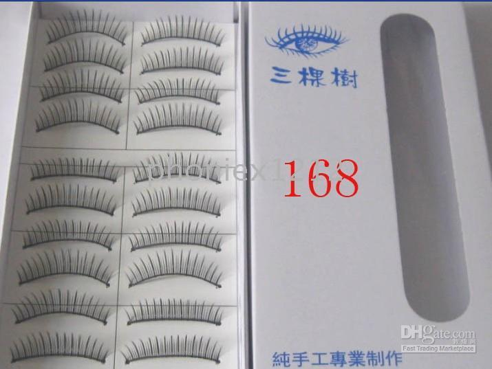 Wholesale Best Synthetic False Eyelashes Cheap Daily Life NO Cosmetic Eyelash