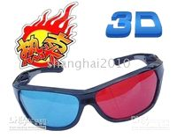 Wholesale 50pcs D Glasses for D Movie Game