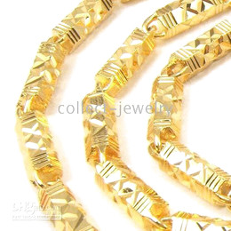 yellow gold filled necklace rghgyht