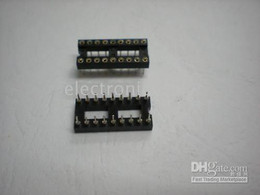 Standard IC Socket Adapter 18 PIN Round DIP High Quality 182 pcs per lot