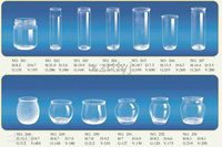 Wholesale The supply of religious glass candlestick glass candle cup