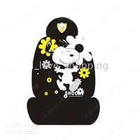 Wholesale A021 Cartoon Car auto Seat Cover Covers Snoopy Car Accessories Car Decoration ten in one