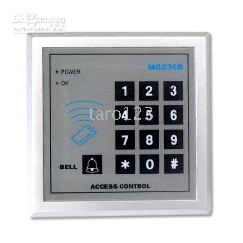 Wholesale High Quality Security Proximity RFID Card Reader Access System Entry Door Lock Control cards Keytags