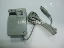 Wholesale Wall Home Charger Electronic Power Adapter for DSi US Plug w retail box