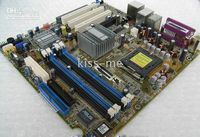 Wholesale ASUS PTGD1 LA Puffer UL8E Motherboard HP i915P LGA