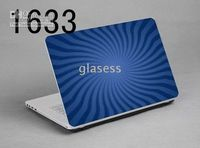 Wholesale Blue ray design sticker for notebook new lapto Protective Skin