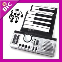 Wholesale Synthesizer MIDI Roll Up Electronic Soft Keyboard Piano Keys with CE