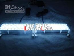 2x48 LED Strobe Lights & Fire Flashing Warning Emergency Police Flash Motor Car Truck 2 x 48 Light