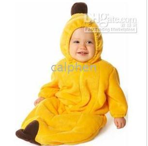 baby banana costume - Baby Sleeping Bag Children s Sleeping Bags Bedding Baby Clothing Costume Banana