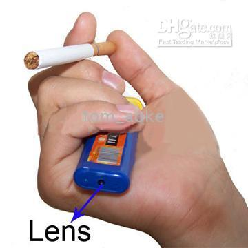 Wholesale New USB Lighter Spy Mini Camera Cam Camcorder DVR