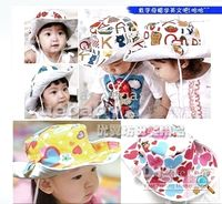 Wholesale PUCCA Child hat baby hat stetson sun helmet sola topi baby spring summer fall cap