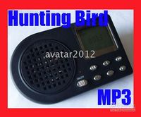 Wholesale Hunting bird MP3 player CP B with remote controller supplies