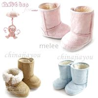 Winter Snow Boot  Infant boys girls toddler baby boots shoes UK 2 3 4 5 snow boots