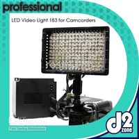 Wholesale Pro LED Video Light for DV Camcorder Lighting