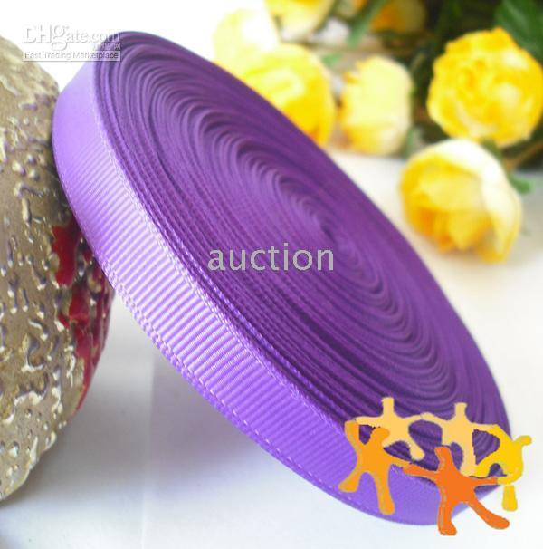 Wholesale 100 yards roll quot MM quot Grosgrain Ribbons YOU PICK COLOUR FROM COLOURS