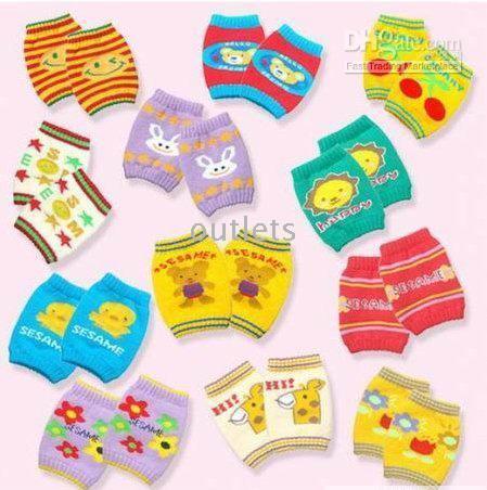 baby crawler knee pad - Busha Knee Pad Baby Crawler Crawling toddler Protectors lea warmer kneecap kneeboss105pairs