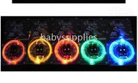 Wholesale Creative LED shoelace flash light lace lace hip hop skate zone running shoe s002