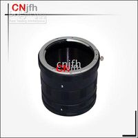 Wholesale Macro Extension Tube Set for All CANON DSLR SLR Camera EOS D D D D D II D D D