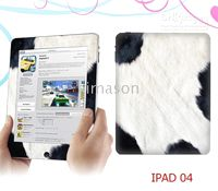 Wholesale iPad Coat Pattern Skin Sticker For laptop