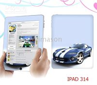 Wholesale reuse available car pattern ipad skin sticker Anti scratch wear resisting Anti static