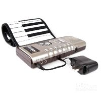 Wholesale roll up Synthesizer Piano with Key Piano Responsive Keys Roll Up Synthesizer Piano
