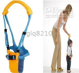 Wholesale HOT Baby Toddler Belts With Hand Cradle Style Baby Walkers Do Not Bend Over Brand New