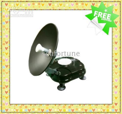 outdoor tv antenna - Auto Tracking Antenna U II Outdoor Satellite TV Portable Dish Antenna Lock on multi satellite