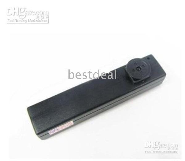 4G   4GB Button Pinhole Hidden Video Spy Camera DVR Recorder - 10 pcs