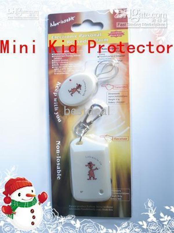 Wholesale HOT Mini Key chain Kid Protector Kid missing reminder Search function Tracking for kids