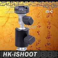 Wholesale ISHOOT IS C Multifunction Ball Head Flash Mount