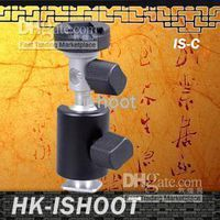 Wholesale Compact Size ISHOOT IS C Multifunction Ball Head Flash Mount